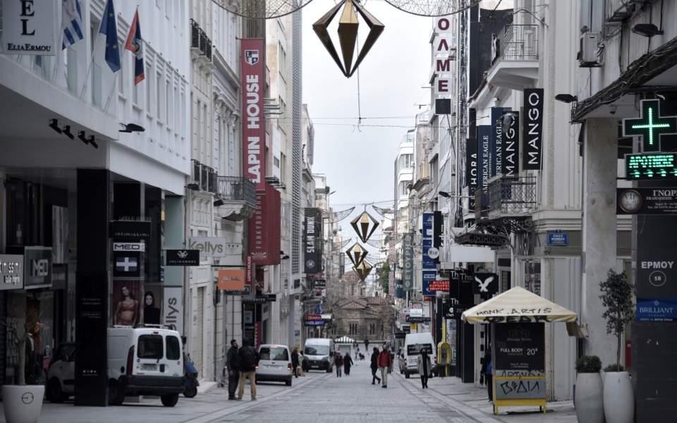 希腊政府:疫情封锁期间每月经济损失至少30亿欧元