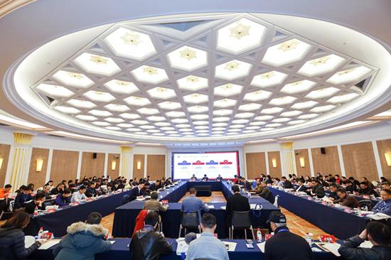 总结过去 着眼未来 上海市体育总会邀社体翘楚共谋发展
