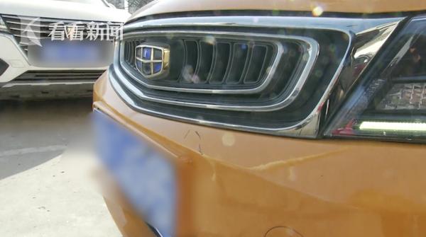视频|车遭擦碰 的哥刚想发火看到这张字条气瞬间消了