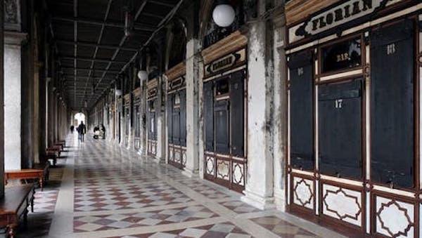 濒临倒闭的意大利最古老咖啡馆,和后疫情下的威尼斯