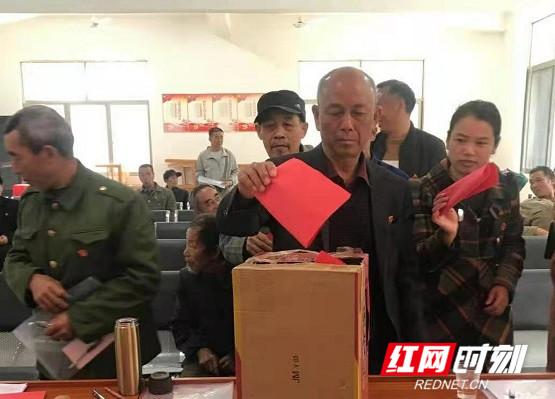 洞口县长塘瑶族乡:选好干部,匡正风气,把好换届选举关