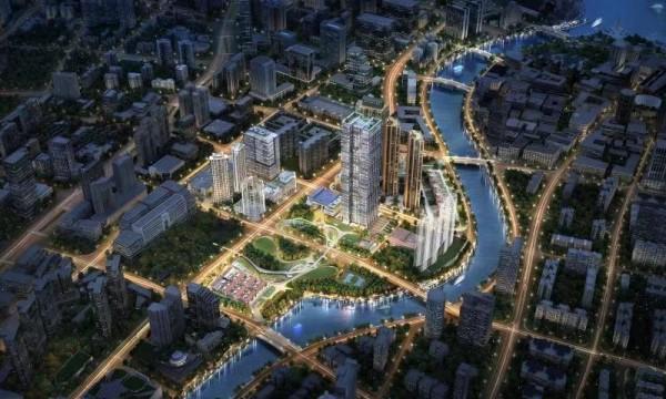 静安区重大工程建设全面启动,开竣工面积各100万平方米,项目涉及6大板块