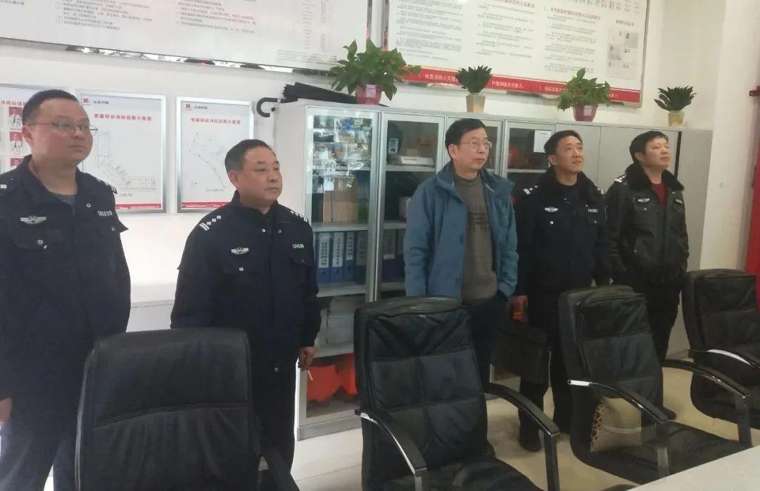 【新时代县域警务】武陵公安开展通信运营公司安全大检查