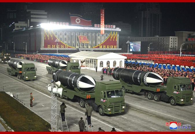 朝鲜为何3个月内两度举行阅兵?