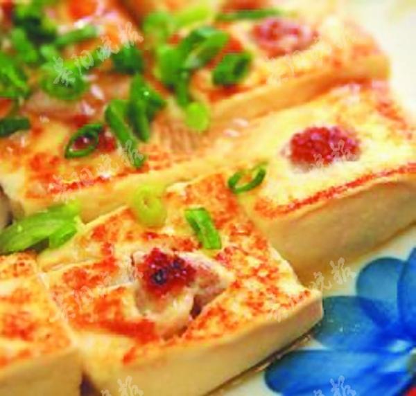 玛瑙白玉,这是道素菜