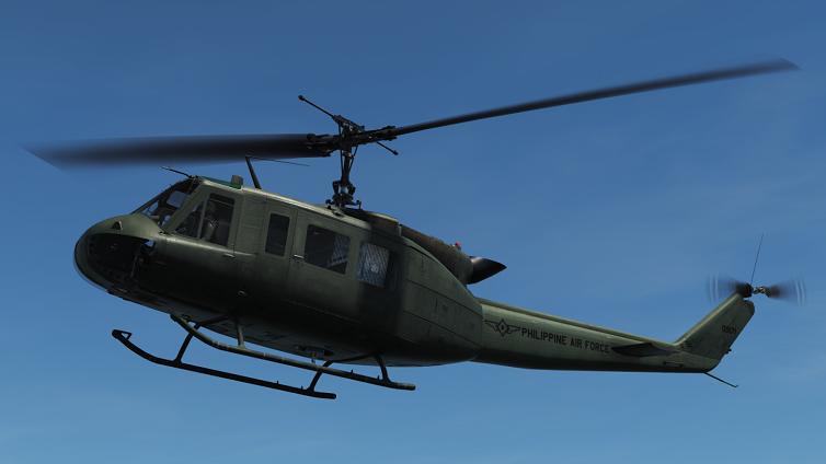 菲律宾一军用直升机坠毁 造成至少6名军人死亡