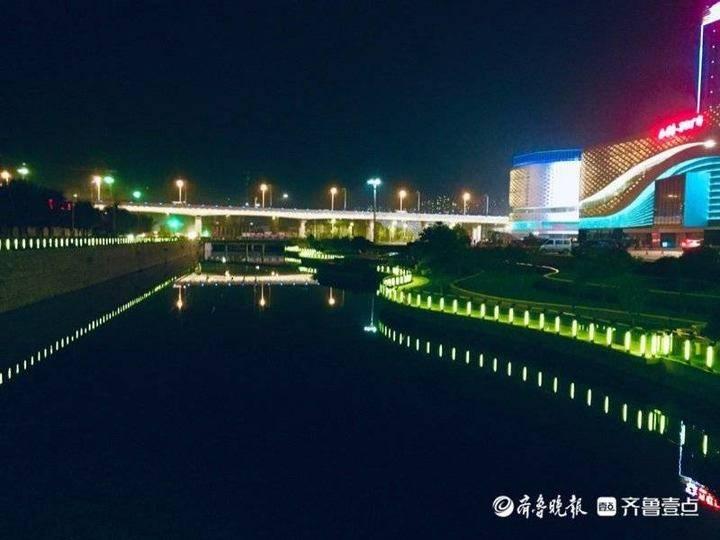 夜色更精彩 太迷人了!一起感受济南夜晚的祥和静谧之美吧