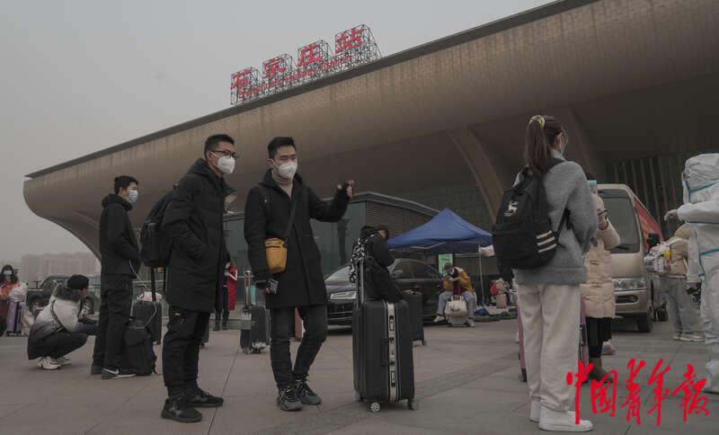 每周图片精选(1.9—1.15)| 河北疫情、印尼客机失事、弹劾特朗普、暴风雪