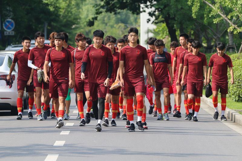 亚足联无限期推迟4项洲际大赛 中国国青国少队面临重组