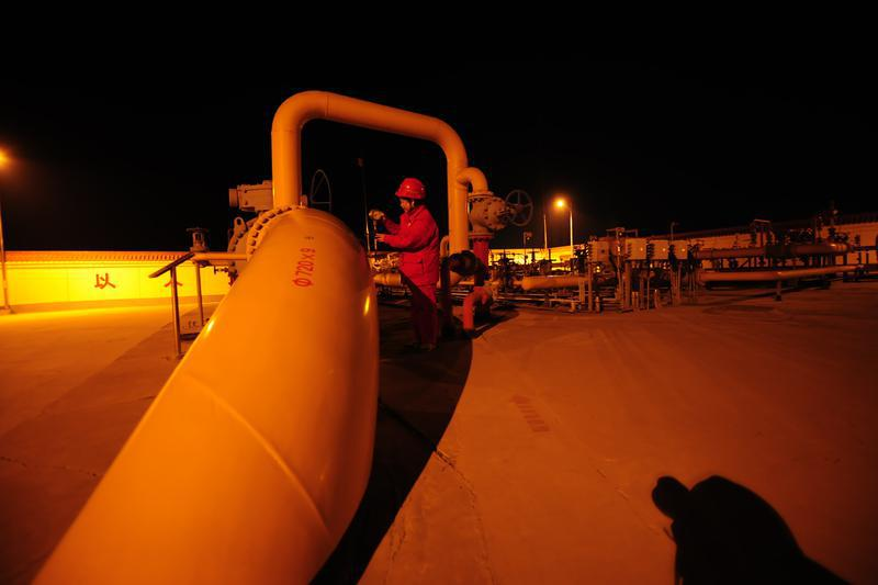 榆中地震发生后 甘肃昆仑燃气公司快速开展应急响应保冬季供气安全工作