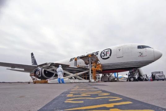 西安—东京全货运航线开通:顺丰执飞,主要运输三星产品