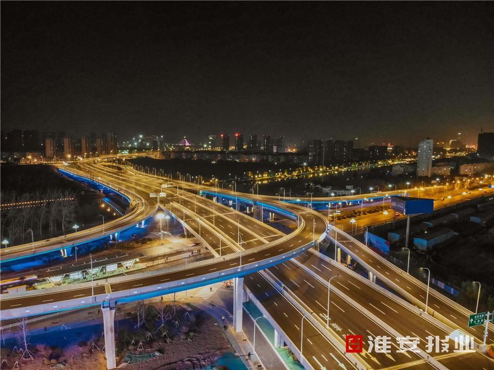 """江苏淮安:打造区域重要综合交通枢纽 体验""""翻天覆地""""出行之变"""