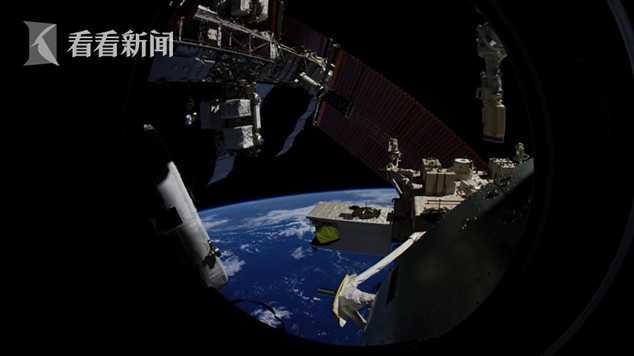 视频|NASA下单波音新款太阳能电池阵列 面积小功率高