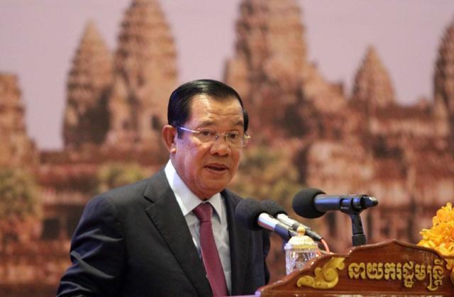 柬埔寨首相将接种中国新冠疫苗态度原创
