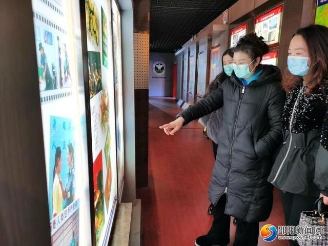 邵阳市市场监管局组织干部职工参观市禁毒教育基地