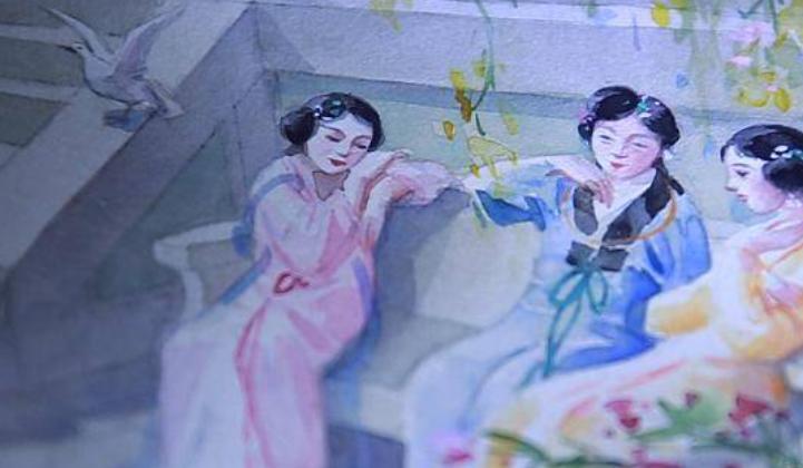 """""""情歌王子""""张信哲竟是老上海美女月份牌收藏家!"""