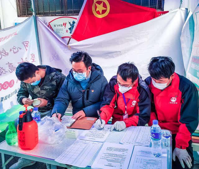 参与搭建应急保障网 云南青年社会组织成突发公共事件中不可缺少力量