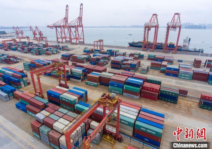 """海南自贸港""""样板间""""洋浦主要经济指标快速增长"""