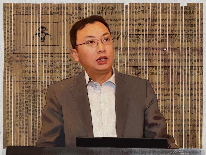 秦志华谈出土文献的整理出版