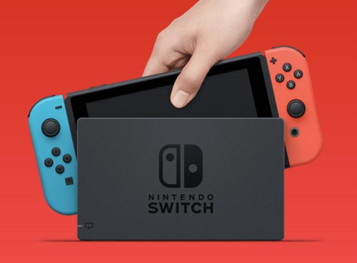 任天堂 Switch 2020 年日本销售 590 万台,占游戏机总销量 87%