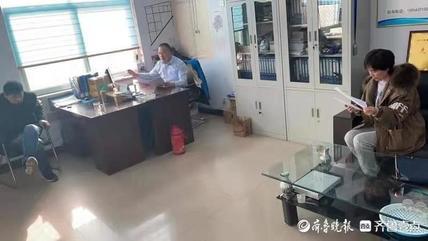 惠民县全面落实管网内用水户2021年度用水计划申报工作