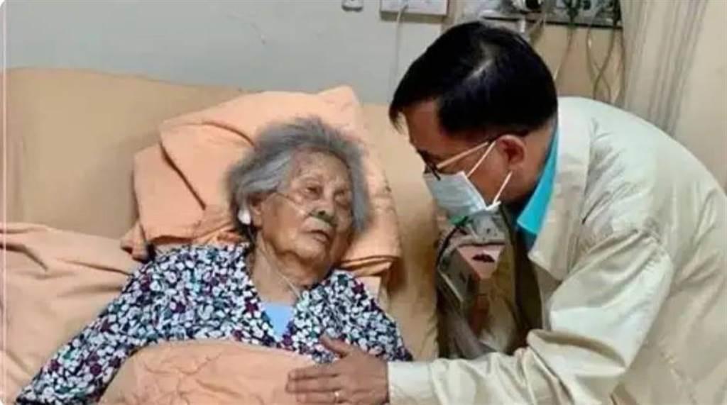 跌倒住院健康恶化,陈水扁94岁老母亲病逝