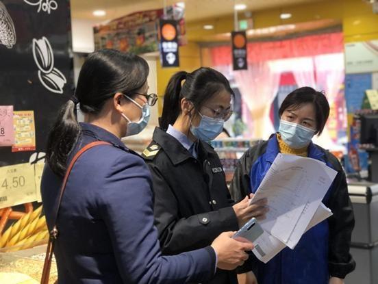 广西扶绥县市场监管局严抓冷链食品监管防疫情