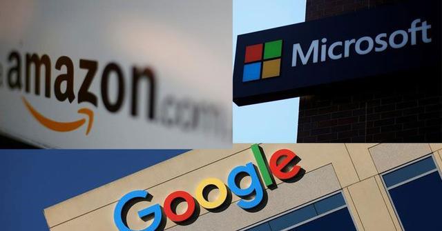 网传:微软、亚马逊、谷歌又将收购游戏工作室