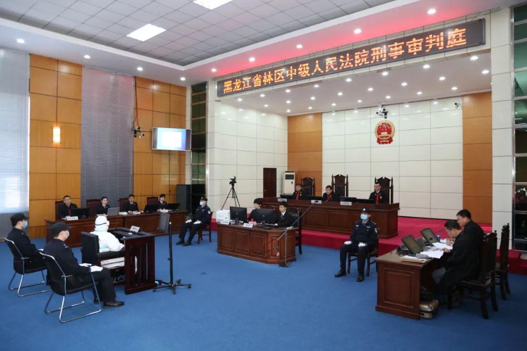 黑龙江一法庭庭长在法庭内被杀害,凶手吴德仁一审被判死刑