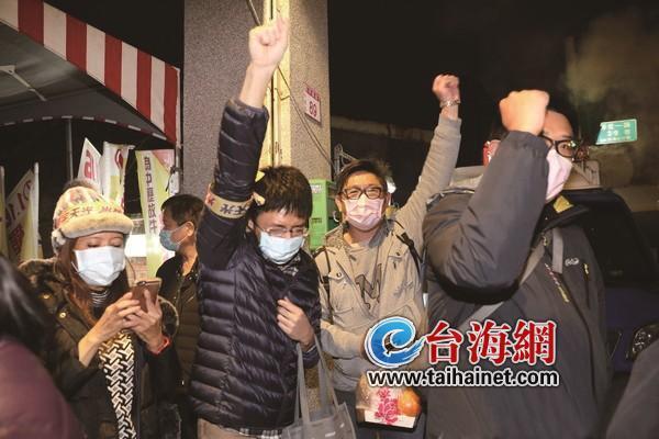 """国民党打响 """"反莱猪 """"起身炮 超9成民意同意罢免民进党籍桃园市议员王浩宇"""