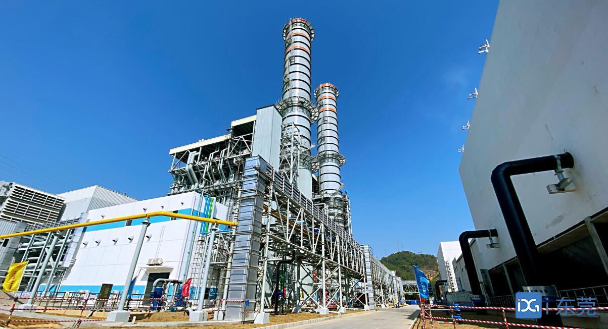 新春走基层丨樟洋电厂扩建项目5号机组投入运营