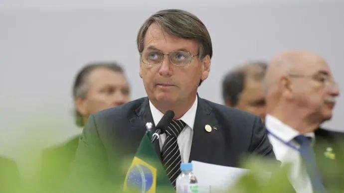 """""""封禁总统社交账号"""",巴西国内呼声渐高"""