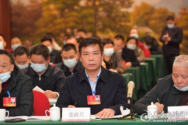 代表之声丨张政兵:科学规划国土空间 提供坚强土地要素保障