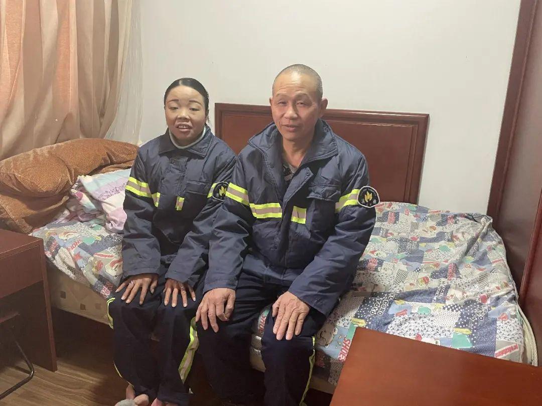 上海试点公租房拆套使用:环卫工夫妇告别阁楼 住进20平米公寓