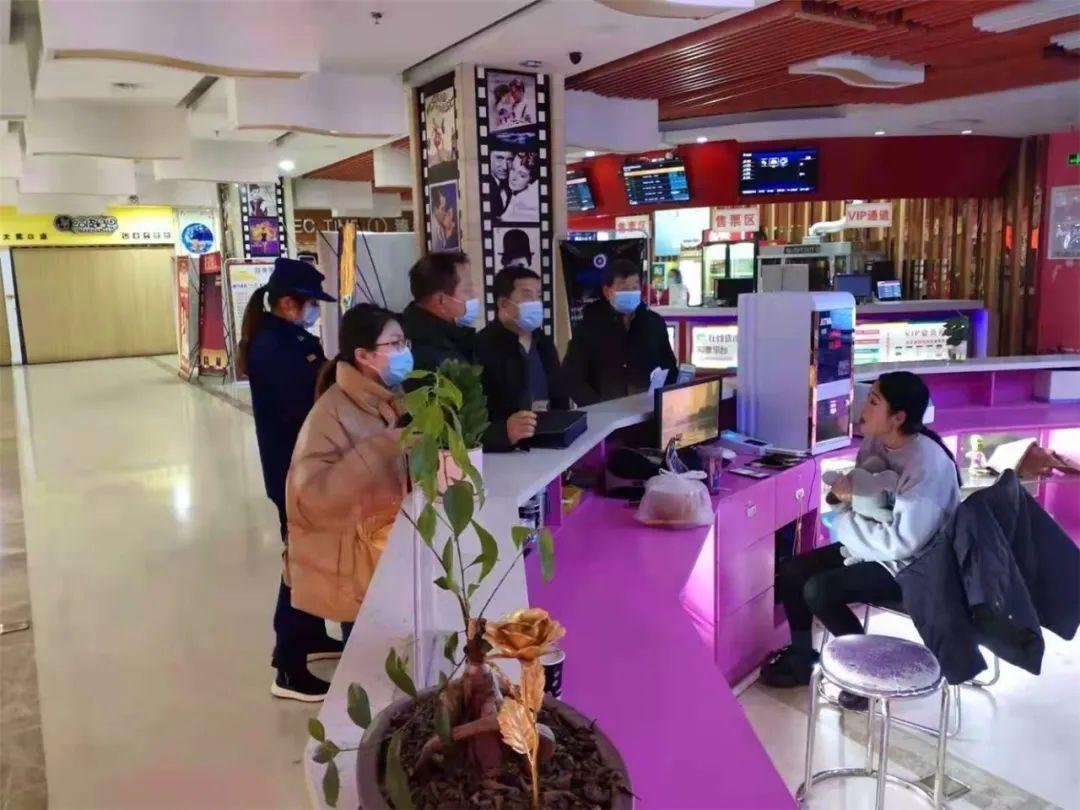 石嘴山市消防救援支队联合文旅局开展文化旅游市场消防安全检查