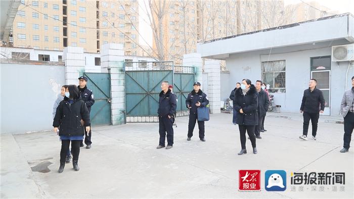 """宁阳县文庙街道开展隐患大整治 把好年末""""安全关"""""""