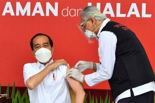 """多国政要""""代言"""", 为中国疫苗投下信任票"""