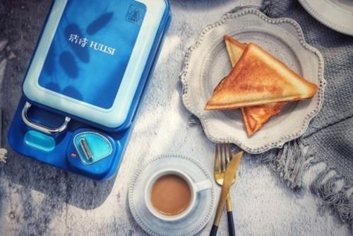 过年送浩诗HULLSI三明治机,为TA开启花样早餐每一天