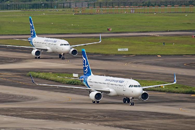 天津航空与华夏航空签署通程航段协议