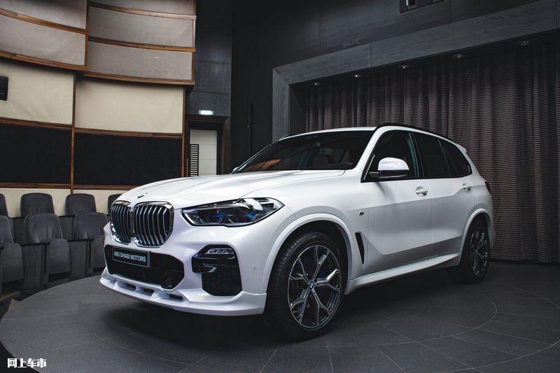 宝马X5新车型展厅实拍!搭3.0T+8AT,还配空气动力学套件