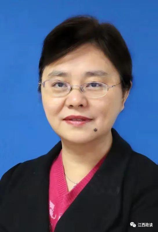 钭方芳已任江西省卫生健康委党组成员