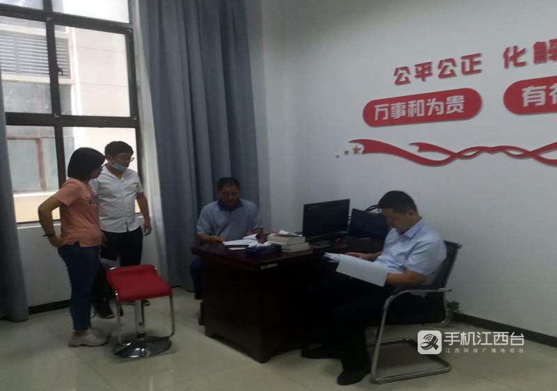 南昌李林豹调解团队一年化解纠纷127起 涉案金额4000万元