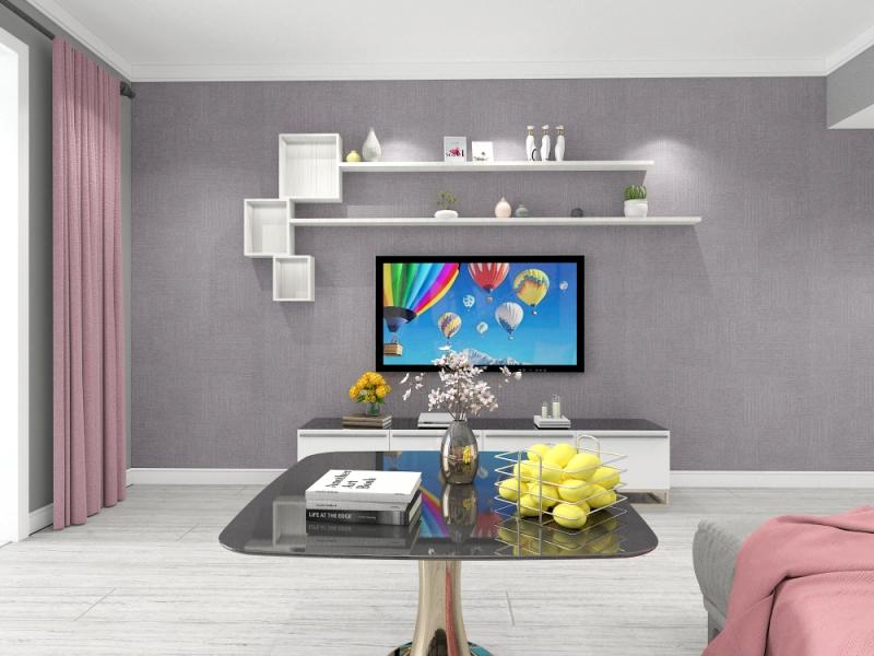 155平米四居室装修案例,装修价格只花17万元!
