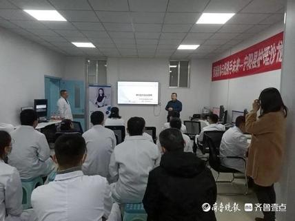 宁阳县第一人民医院护理工作助力医学影像学科发展