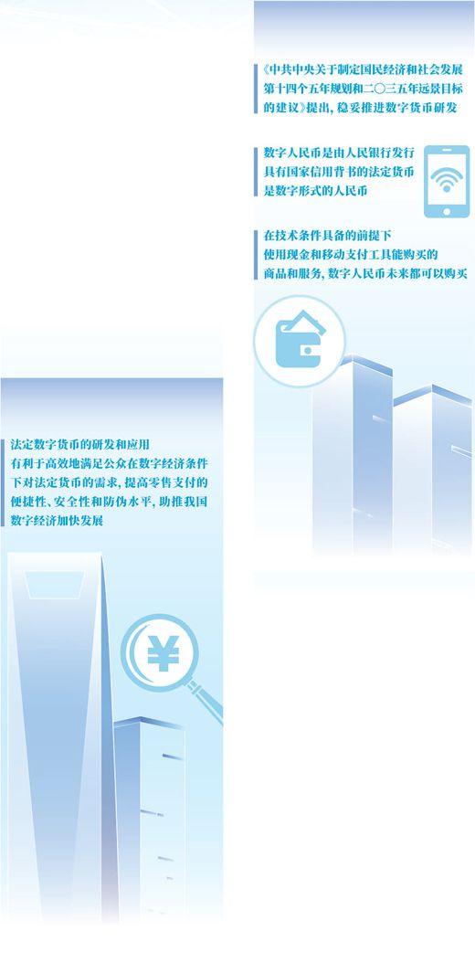 人民日报:数字人民币支付新选择