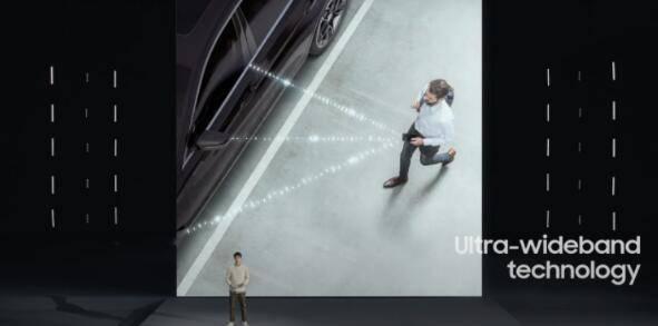 三星与奥迪、宝马、福特和捷尼赛思合作 推出汽车数字钥匙