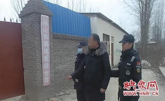 宜阳县公安局三乡派出所迅速破获一起盗窃案