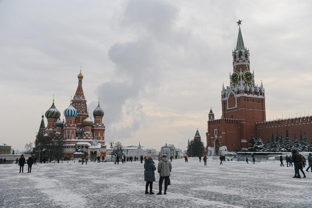 俄罗斯对等驱逐荷兰外交官
