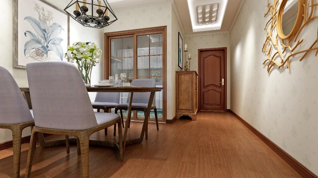 大自然地暖实木地板助力家居生活品质新升级