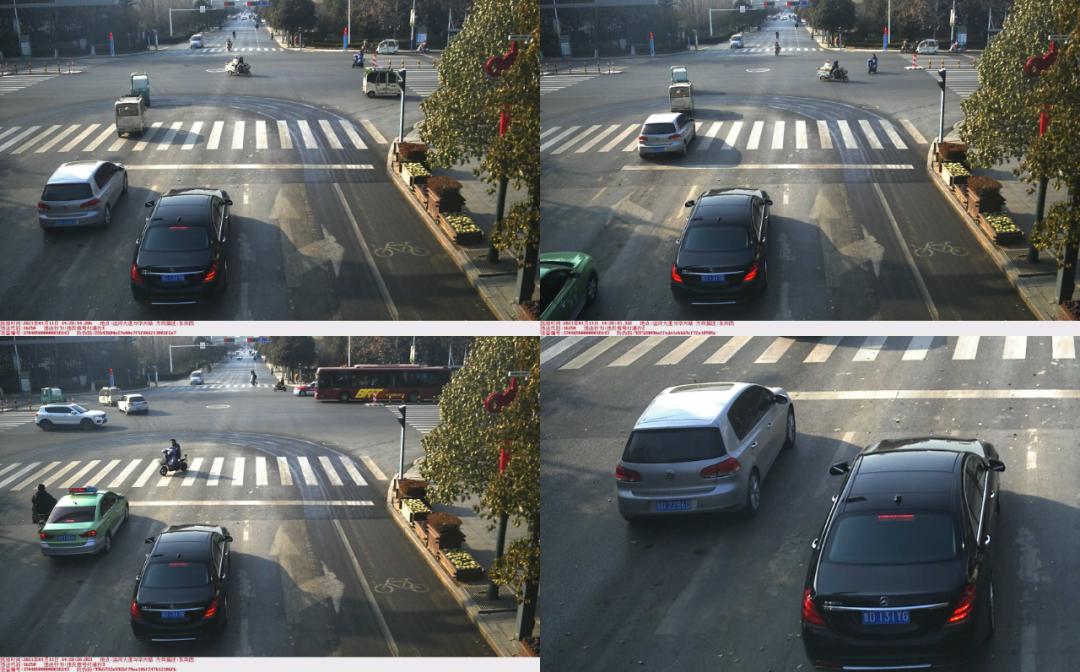 """【交通违法曝光】机动车违反交通信号灯、不按所需行进方向驶入导向车道·····""""天眼""""捕捉到你了吗?"""